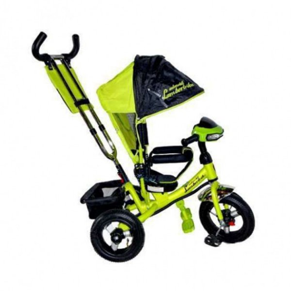 Велосипед трехколесный Azimut Lambortrike Air VIP с фарой